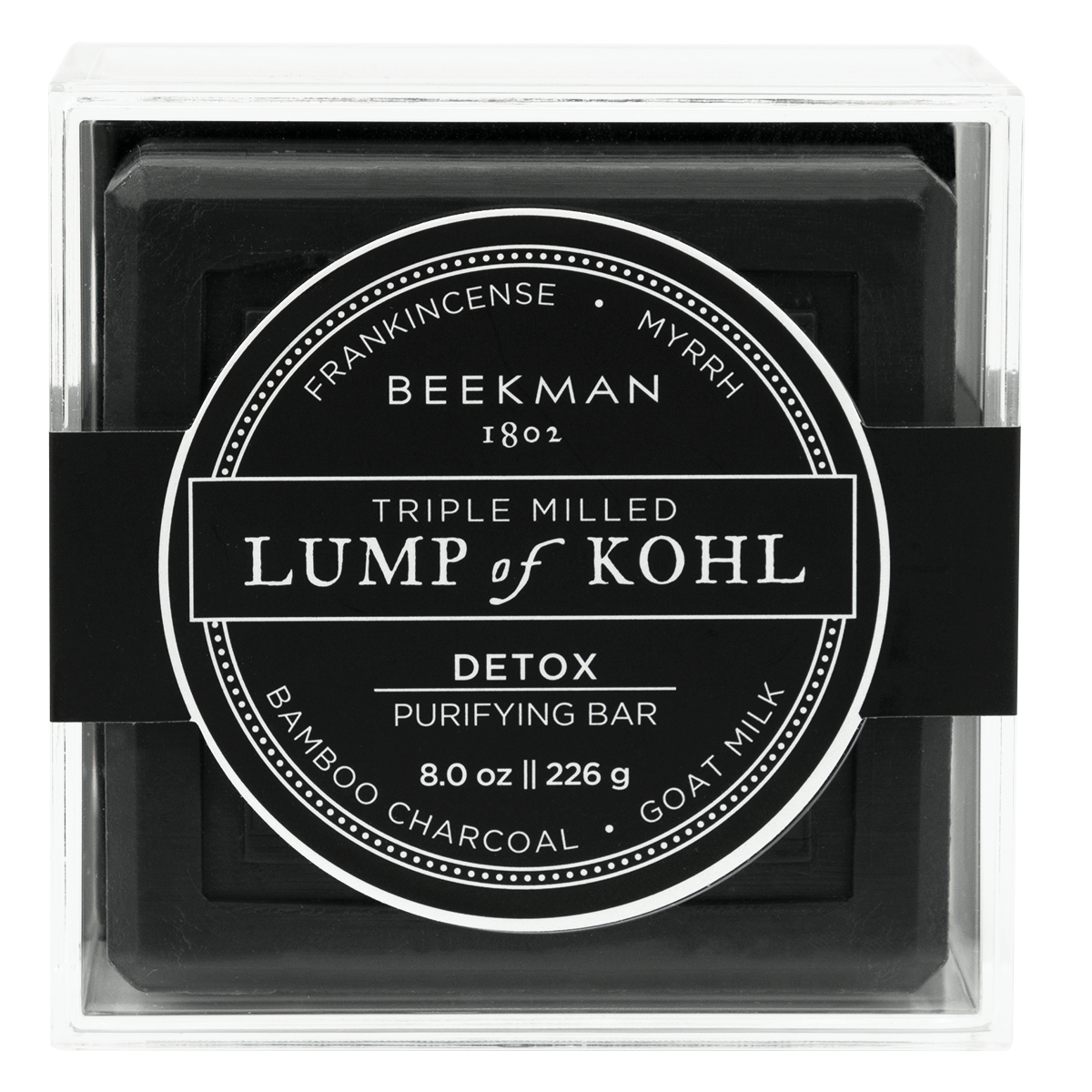 Lump of Kohl - Triple-Milled