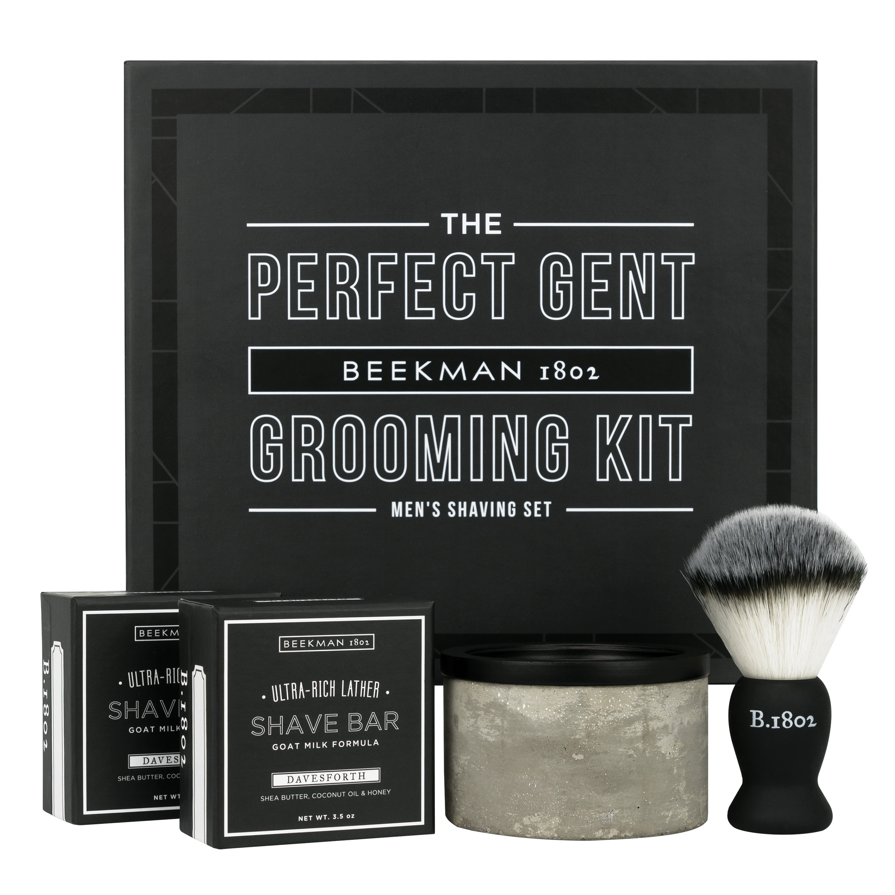 The Perfect Gent's Grooming Kit