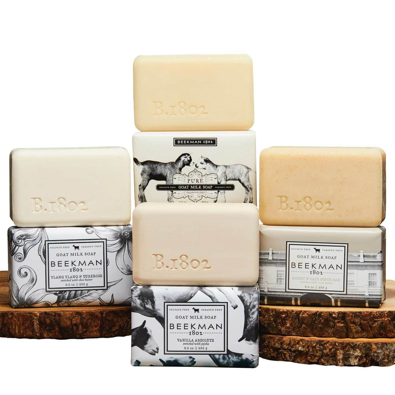 Classic Bar Soap Gift Set