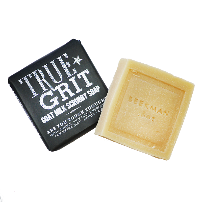 True Grit Soap
