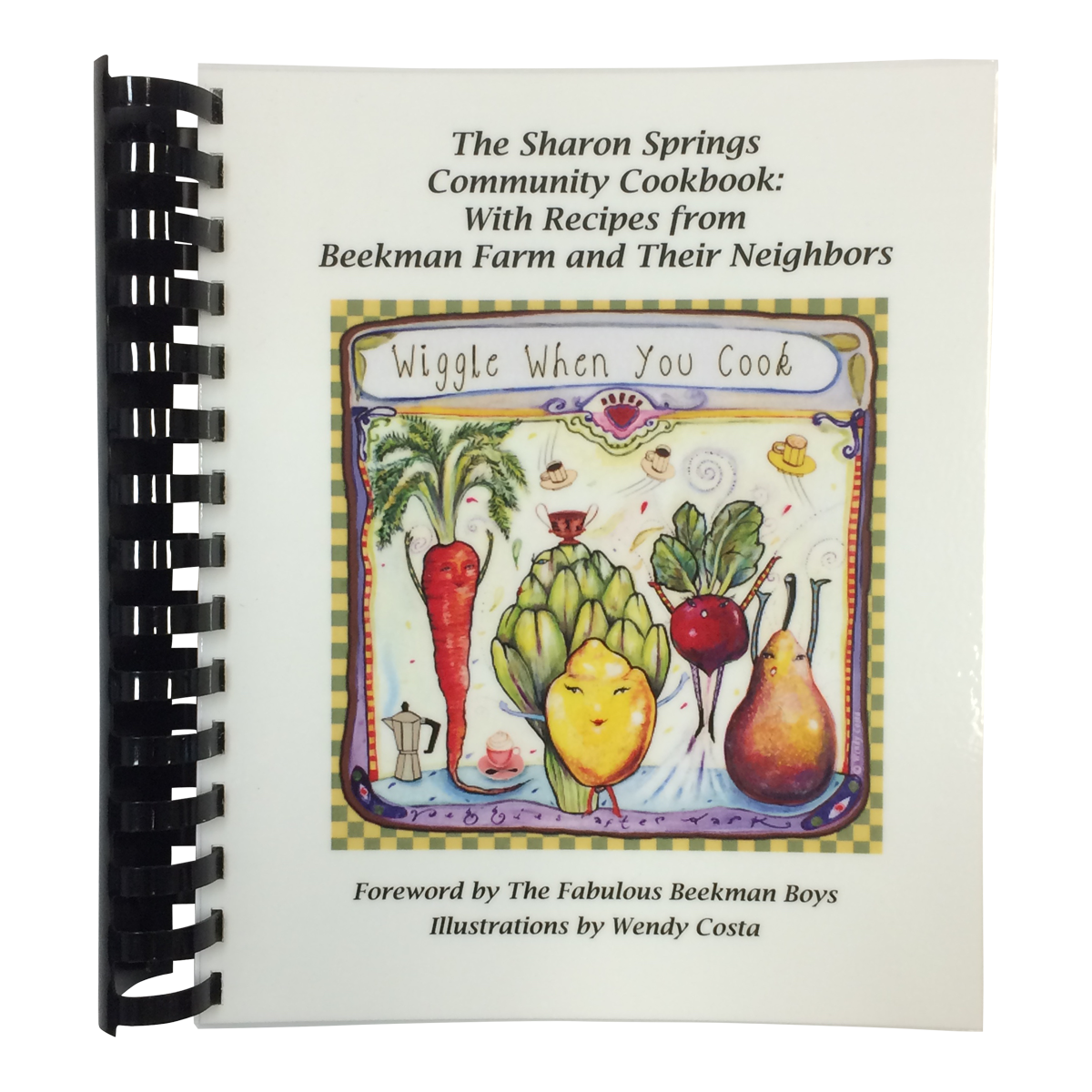 The Sharon Springs Community Cookbook