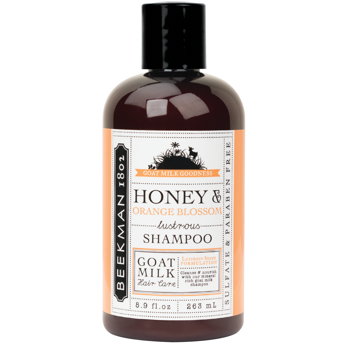 Honey & Orange Blossom Shampoo