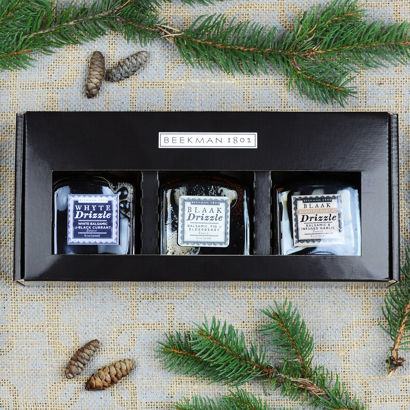Set of Three Drizzle Gift Set