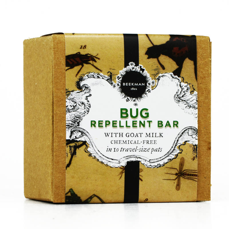 Natural Bug Repellent Soap Bars